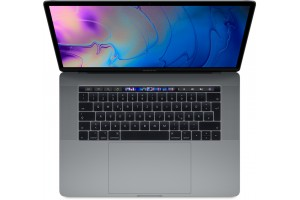 """Apple MacBook Pro 15"""", Touch Bar, 2,2 GHz 6‐Core Intel Core i7 Prozessor, 16 GB Ram, 256 GB SSD Festplatte"""