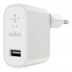 Belkin BOOST-UP MixIt Premium Metallic Netzladegerät, 2,4A
