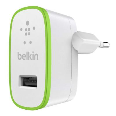 Belkin BOOST-UP Netzladegerät (12 Watt/2,4 A), weiß