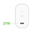 Belkin BOOST-CHARGE 27-W-USB-C Netzladegerät