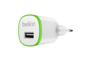 Belkin Universal Home Charger Micro, 1A, Weiß