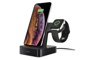 Belkin PowerHouse Ladestation für die Apple Watch und das iPhone XS, iPhone XS Max und iPhone XR